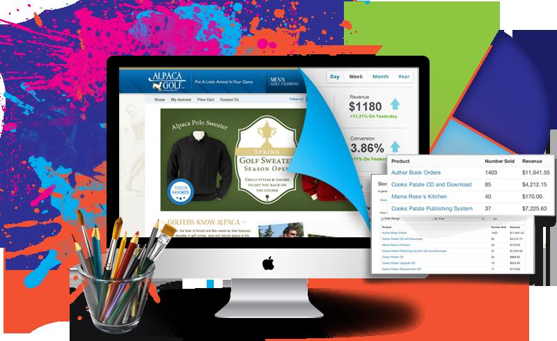 webáruház bérlés és webshop készítés